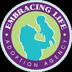 embracing life round logo